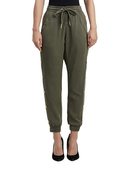 WOMENS MILITARY JOGGER