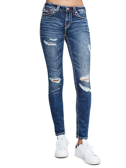 CURVY FIT BIG T JEAN