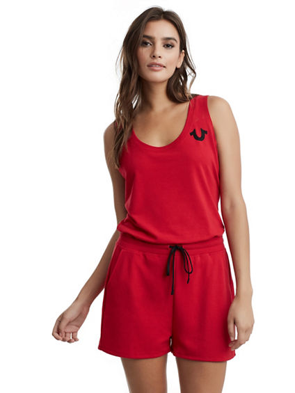 HORSESHOE ACTIVE ROMPER
