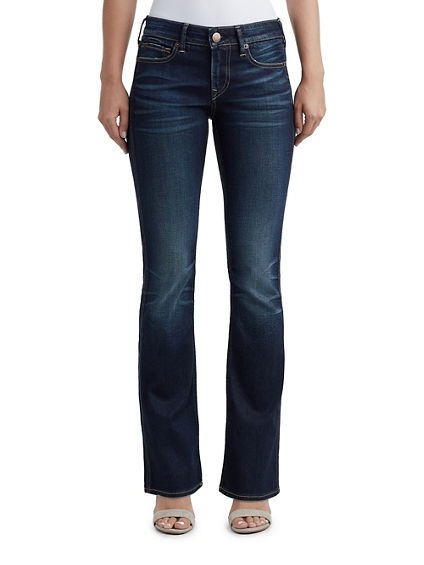 WOMENS BECCA BOOTCUT PERFECT JEAN | Tuggl