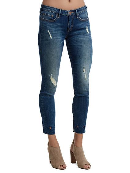 HALLE SUPERSTAR SKINNY WOMENS JEAN