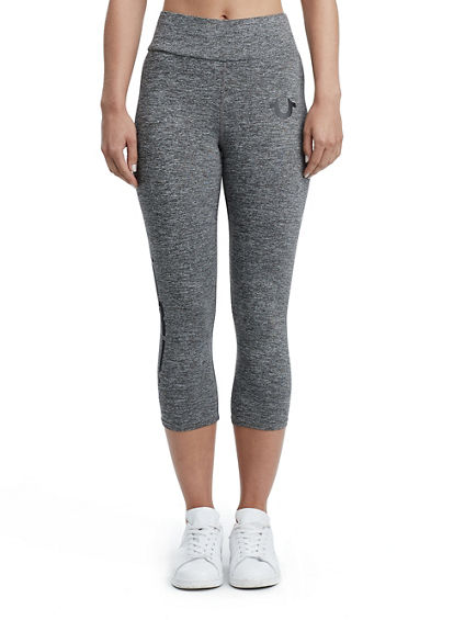 TRUE CROP LEGGING