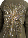 WOMENS SEQUIN STARBURST JACKET