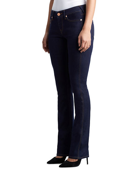 WOMENS BILLIE STRAIGHT PERFECT JEAN