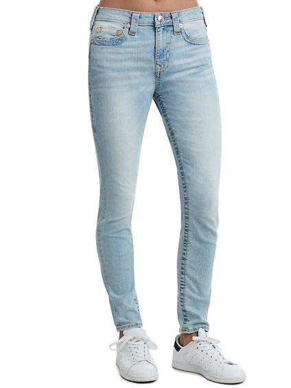 SUPER SKINNY FIT HIGH RISE JEAN