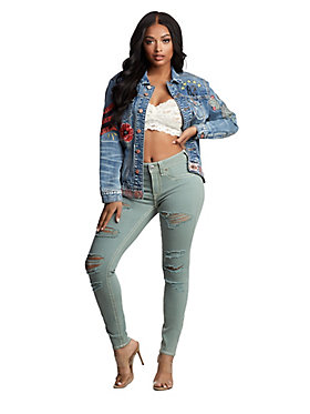 JENNIE BIG T JEAN