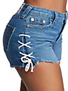 WOMENS COLETTE HIGH RISE SHORT