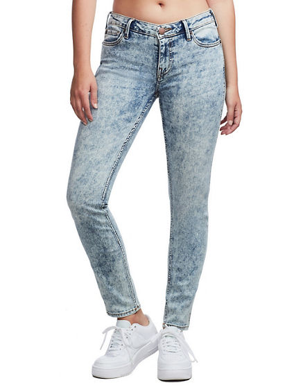 HALLE MID RISE PERFECT JEAN