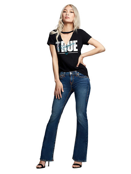c84a9d9337 Women's Designer Jeans Fit Guide | True Religion