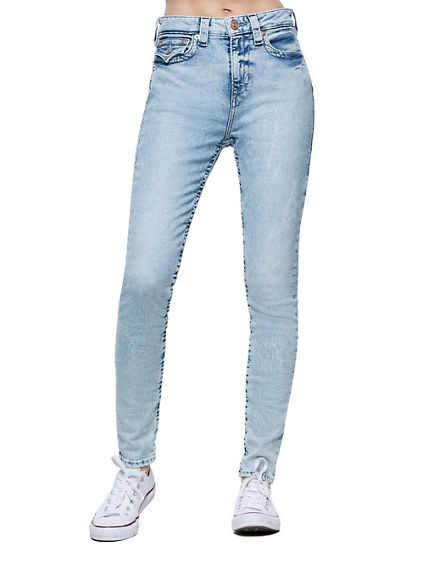 JENNIE CURVY HIGH RISE JEAN