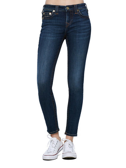 HALLE ANKLE JEAN