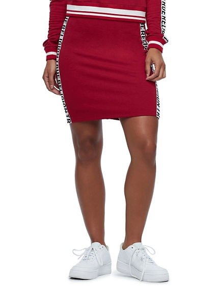 ACTIVE LOGO SKIRT