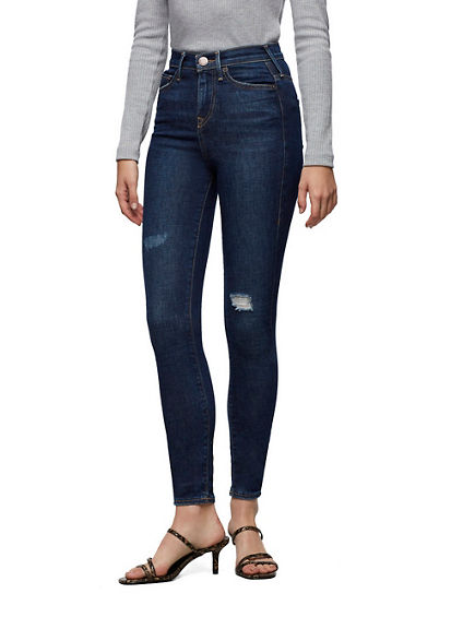 WOMENS CAIA ULTRA HIGH RISE JEAN