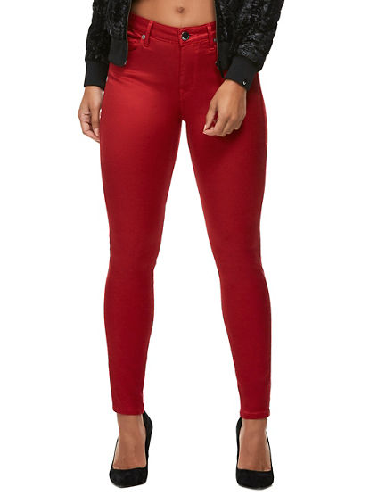 JENNIE CURVY HIGH RISE PANT
