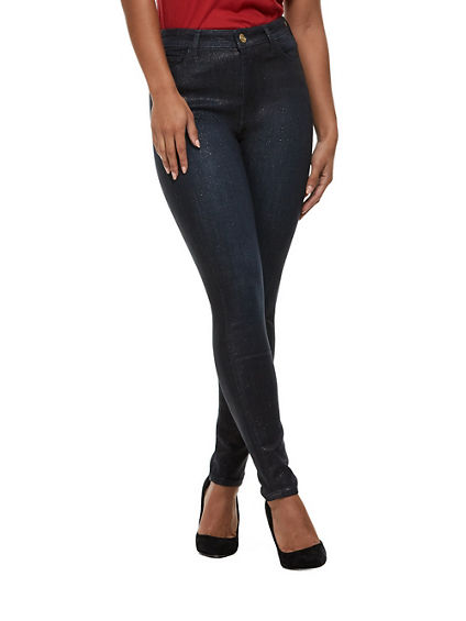 CAIA GOLD DUSTED JEAN