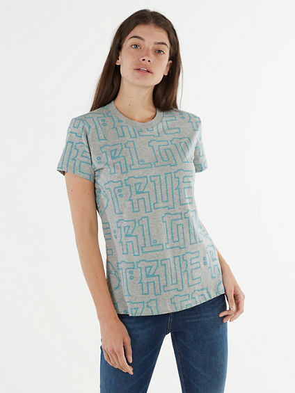 ALL OVER PRINT BUDDHA TEE