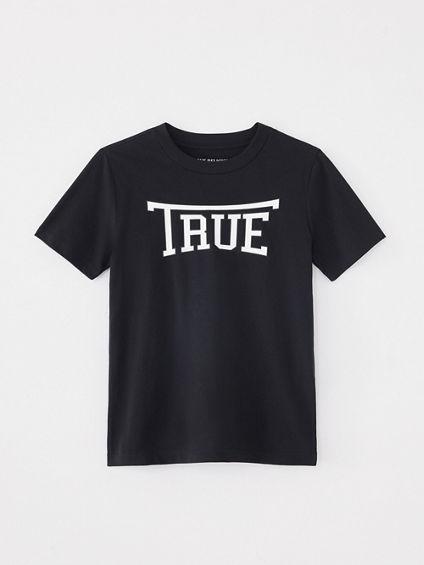 BOYS TRUE LOGO TEE