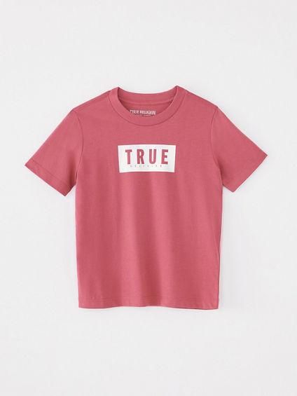 GIRLS TRUE LOGO TEE