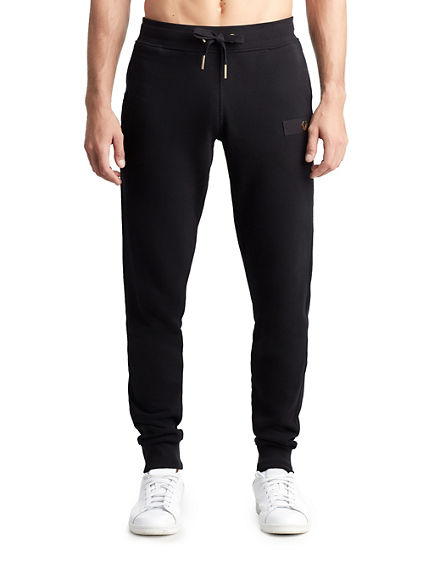 MENS METAL HORSESHOE SWEAT PANT
