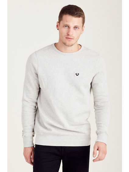 METAL HORSESHOE MENS SWEATSHIRT