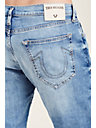 GENO SHORT INSEAM SLIM MENS JEAN
