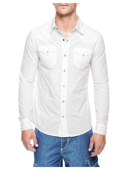 JAKE WESTERN MENS SHIRT