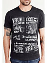CUT UP BUDDHA MENS TEE