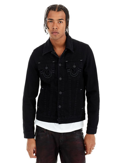 TRUCKER MENS JACKET
