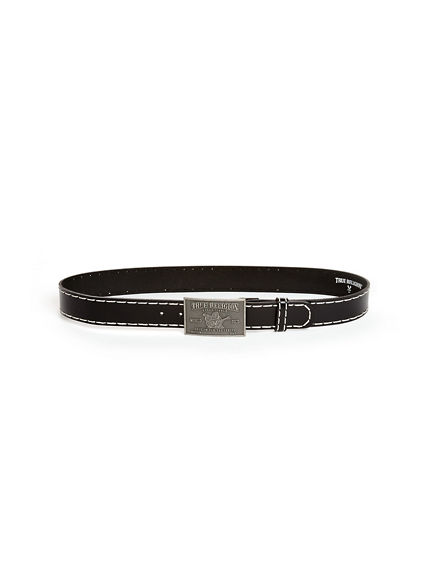 BIG T STITCH MENS BELT