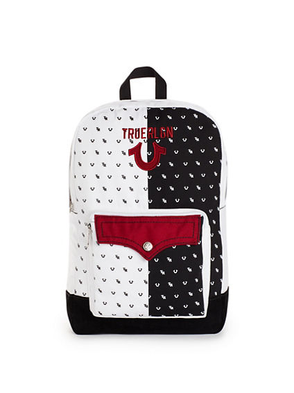 MENS COLORBLOCK MONO BACKPACK