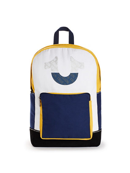 MENS COLORBLOCK U BACKPACK