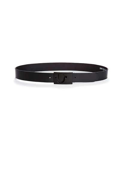 MENS CUTOUT BELT