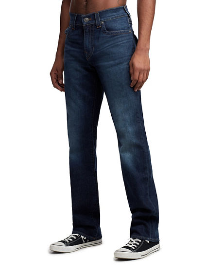 RICKY STRAIGHT MENS JEAN W/FLAP