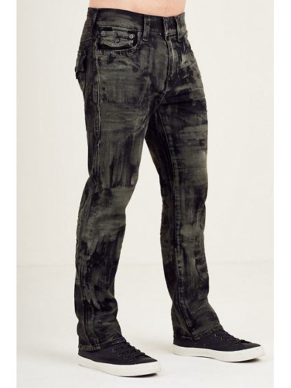 RICKY STRAIGHT CANVAS MENS JEAN