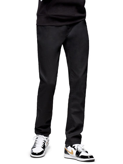 ROCCO SKINNY BLACKOUT JEAN 32 INSEAM