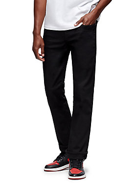 RICKY STRAIGHT BLACKOUT JEAN 32 INSEAM