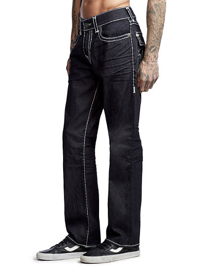 RICKY STRAIGHT SUPER T 32 INSEAM MENS JEAN