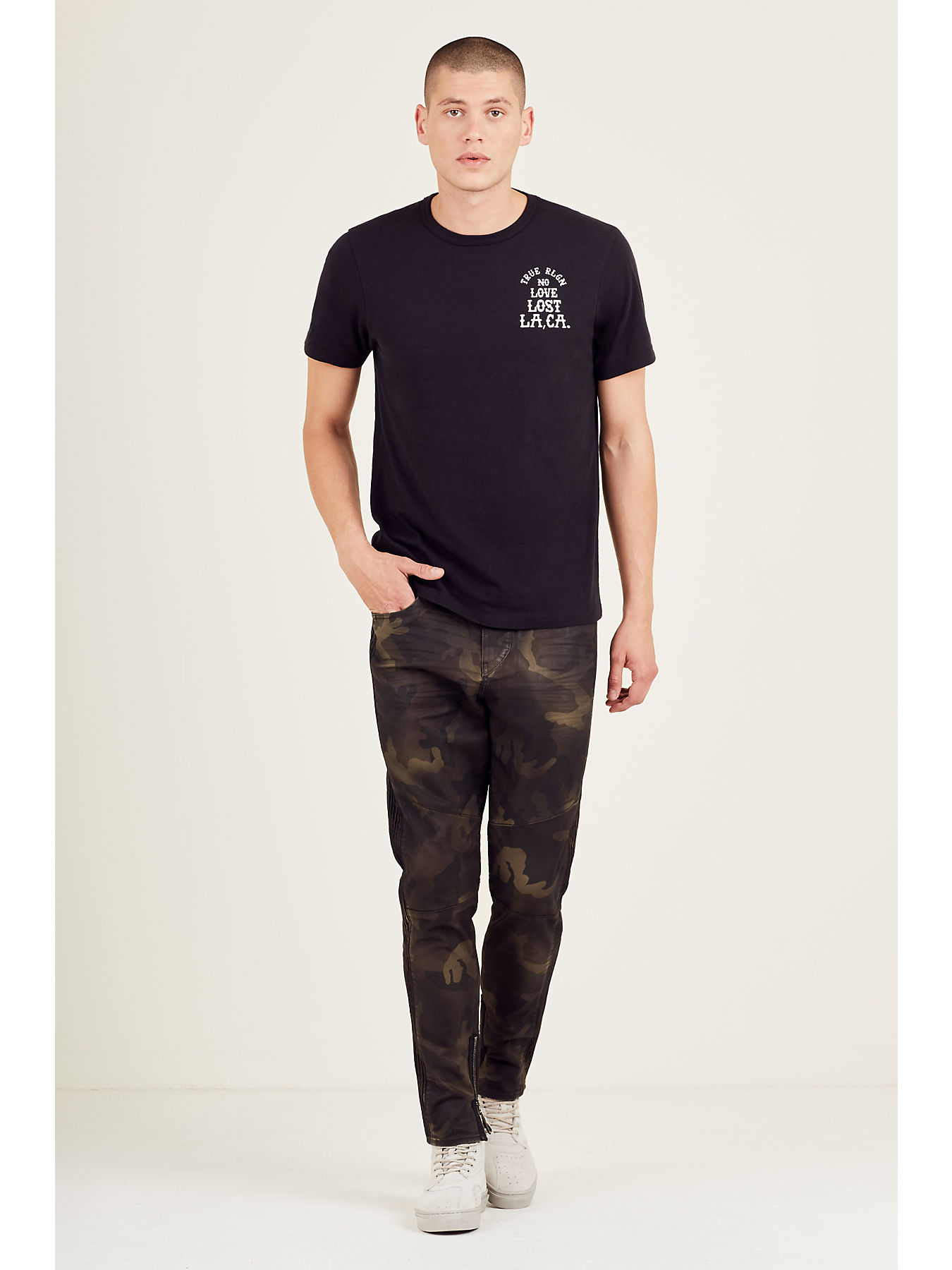 aab02a43 Ricky Skinny Jean - Men's Camo Jeans | True Religion