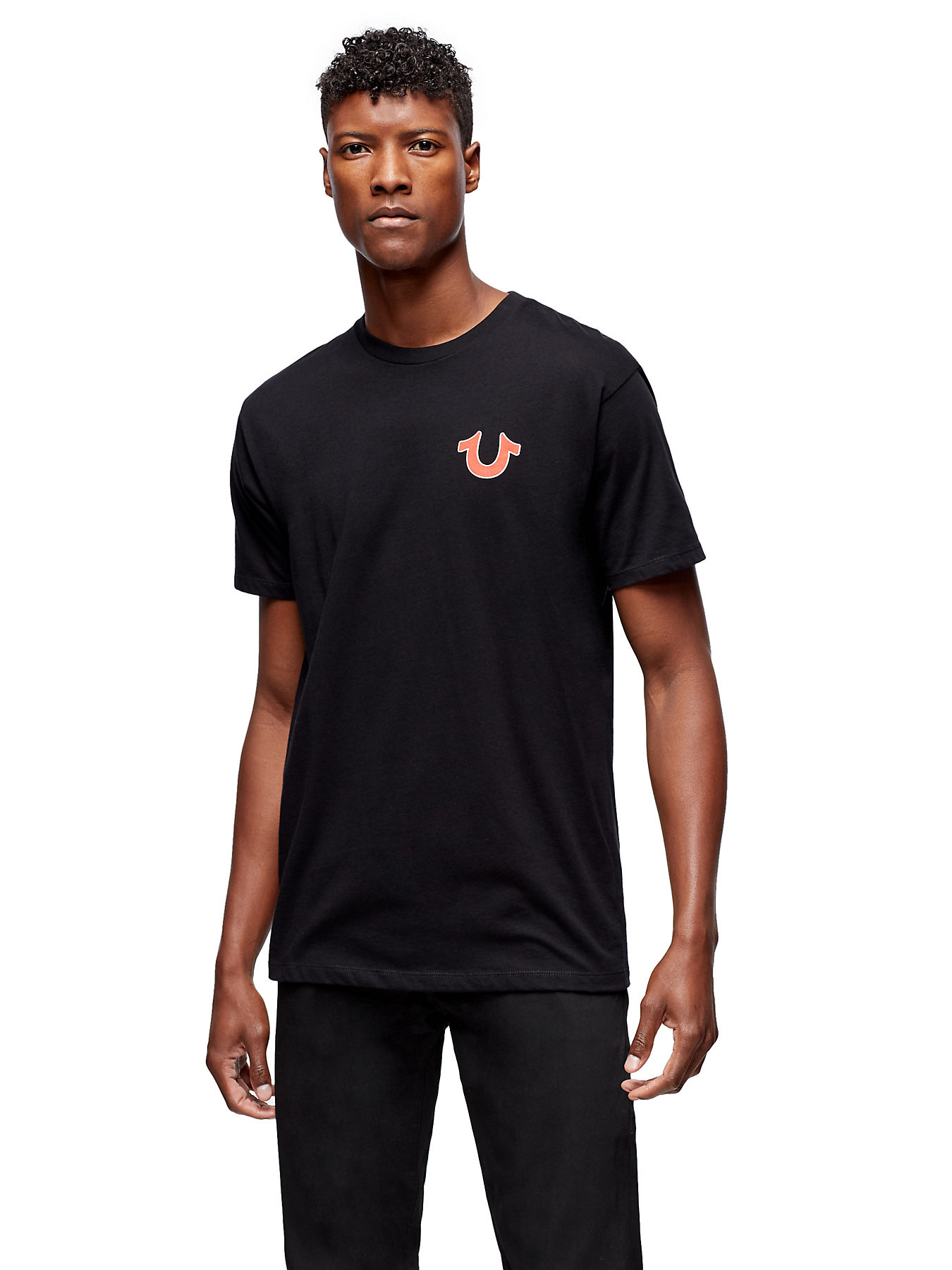 cd04922d DOUBLE PUFF MENS TEE