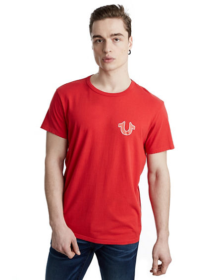 DOUBLE PUFF MENS TEE