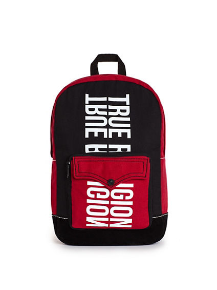 MIRROR LOGO BACKPACK