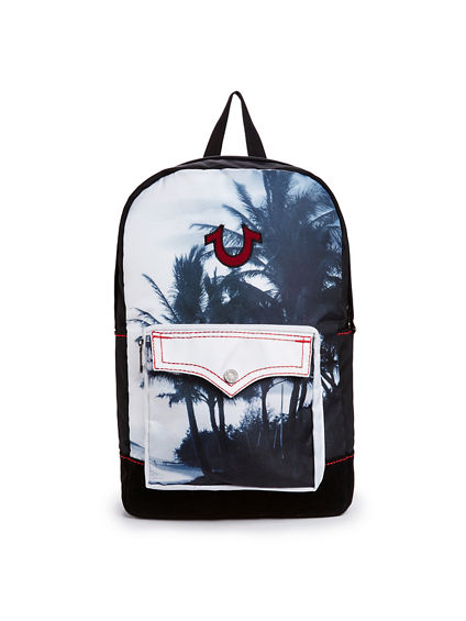 MENS PALM BACKPACK