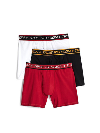 RACER BOXER BRIEF 3 PACK