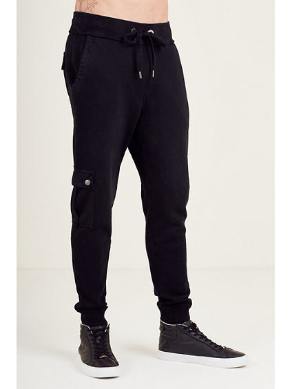 MILITARY POCKET MENS SWEATPANT