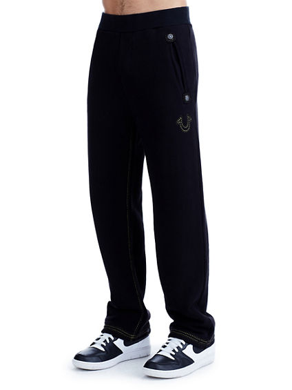 QT STITCH SLIM MENS SWEATPANT