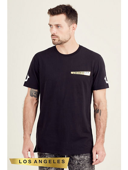 CITIES MENS TEE