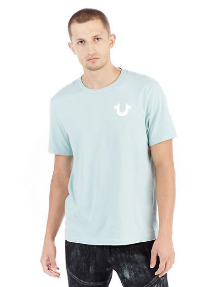 CORE METALLIC CREW MENS TEE