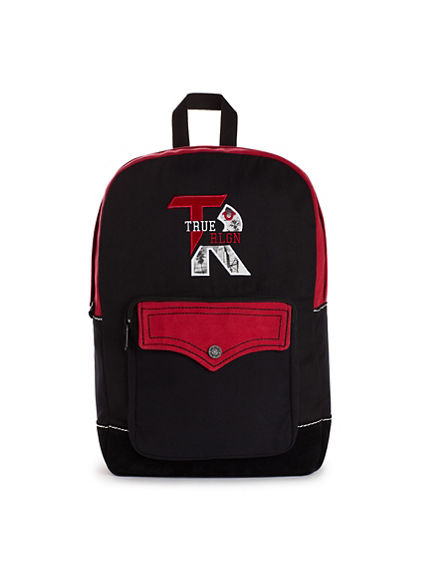 MENS TRUE RLGN BACKPACK