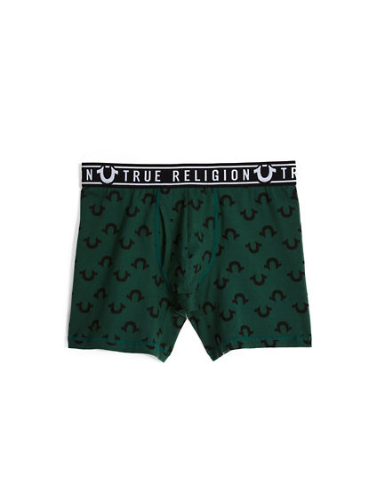 LOGO BAND MENS BOXER BRIEF