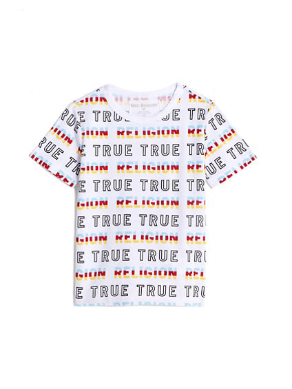 BOYS ALLOVER PRINT TEE